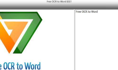Free OCR to Word - Digitalizzare Gratuitamente Documenti Testuali