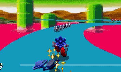 Sonic the Hedgehog Time Twisted