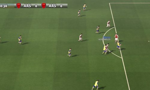 GamePlay Football
